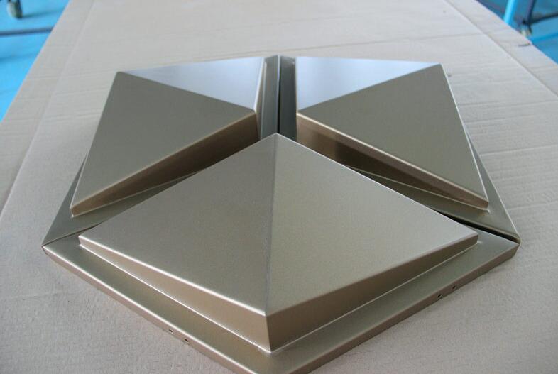 非标异形铝单板