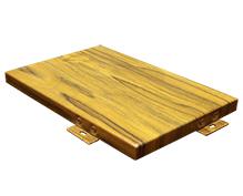 云南异形铝单板一般应用于高端场所