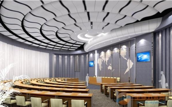 音乐厅造型铝单板