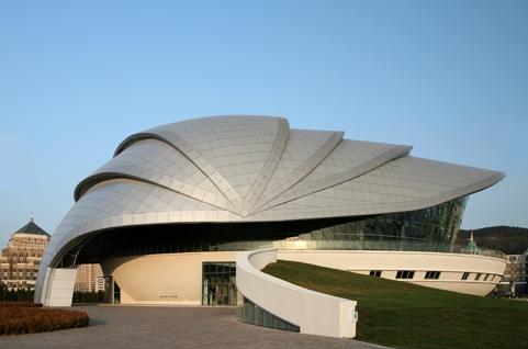 博物馆氟碳铝单板幕墙